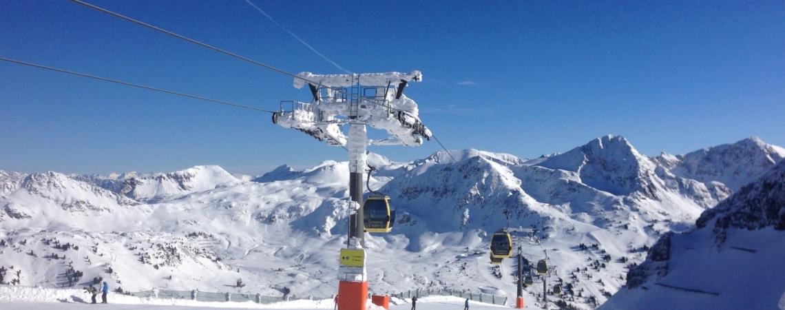 Obertauern – narty na okrągło