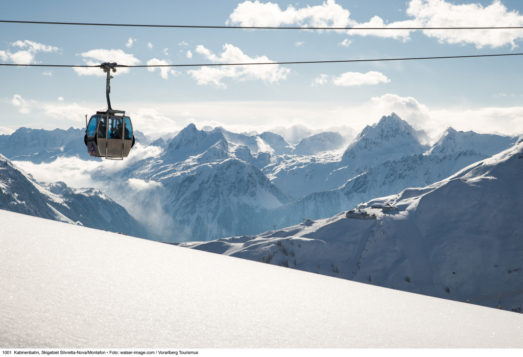 Narty Vorarlberg