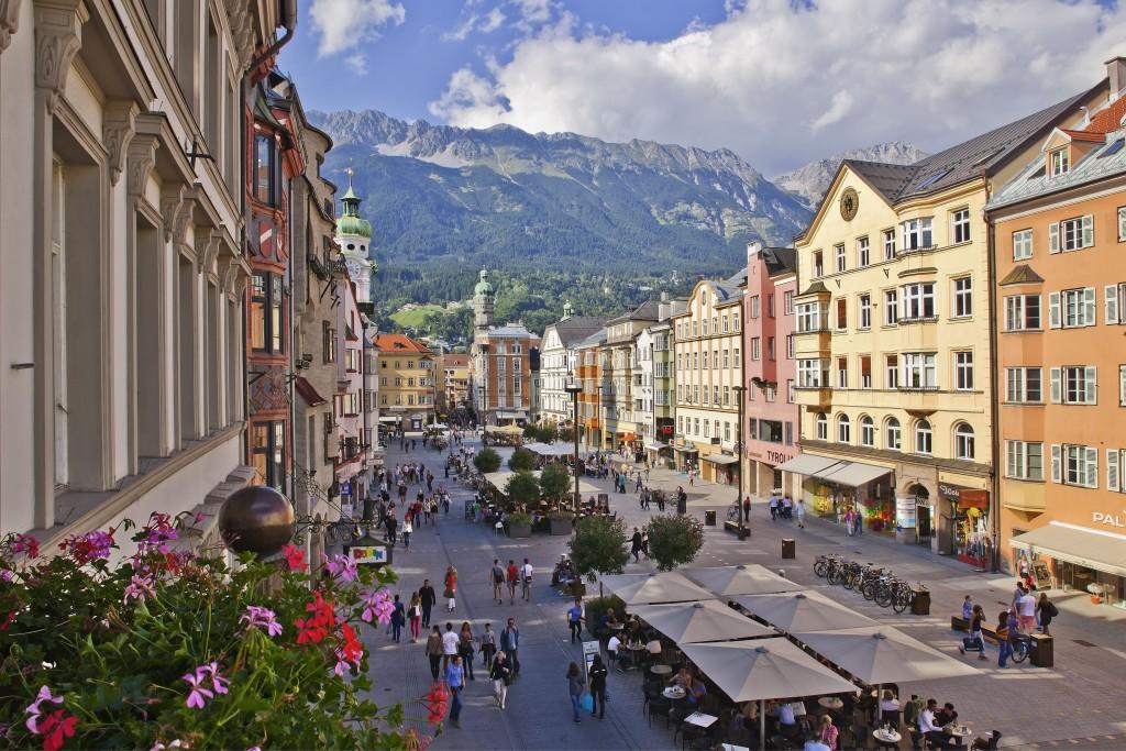 Stare miasto - Innsbruck