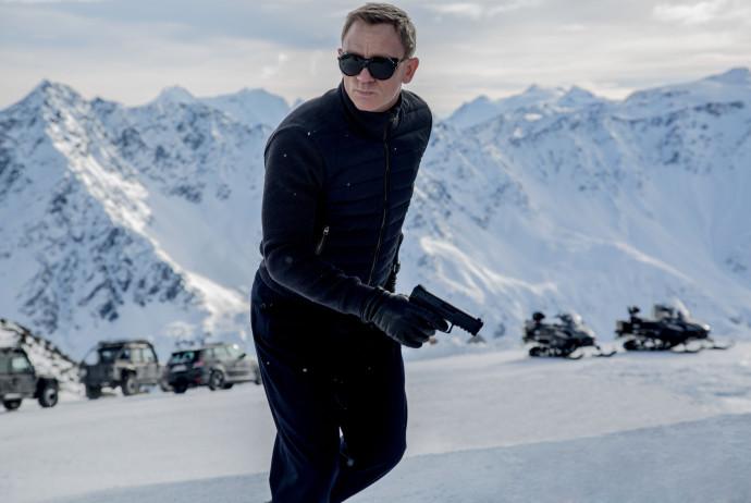 James Bond w Soelden