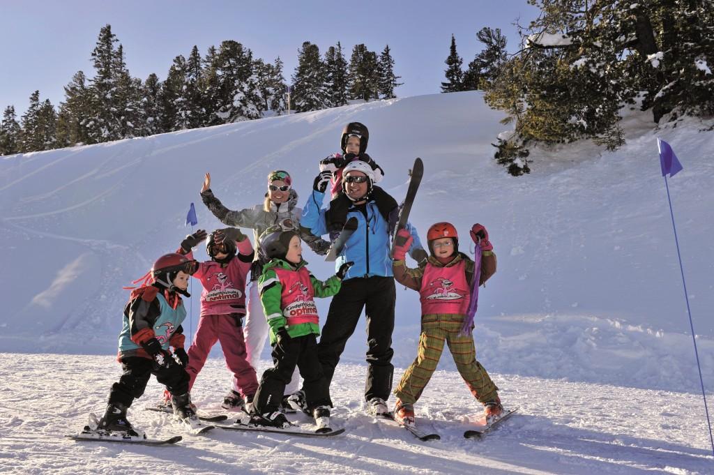 Szkółka narciarska Zillertal