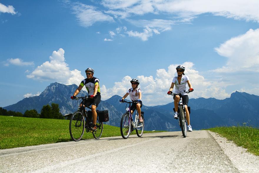 Rowery w Austrii