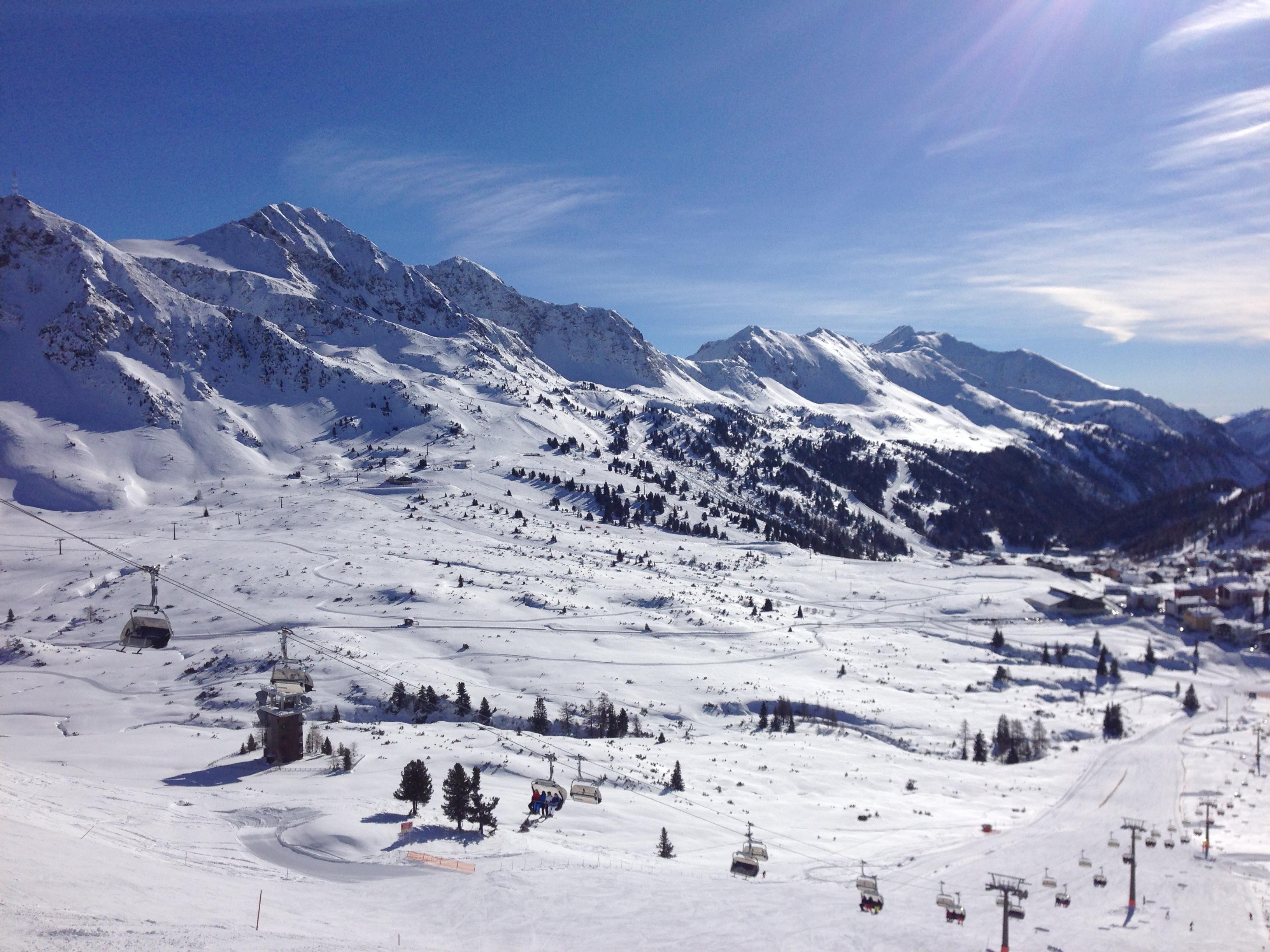 Narty w Obertauern
