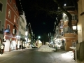 Kitzbuhel nocą