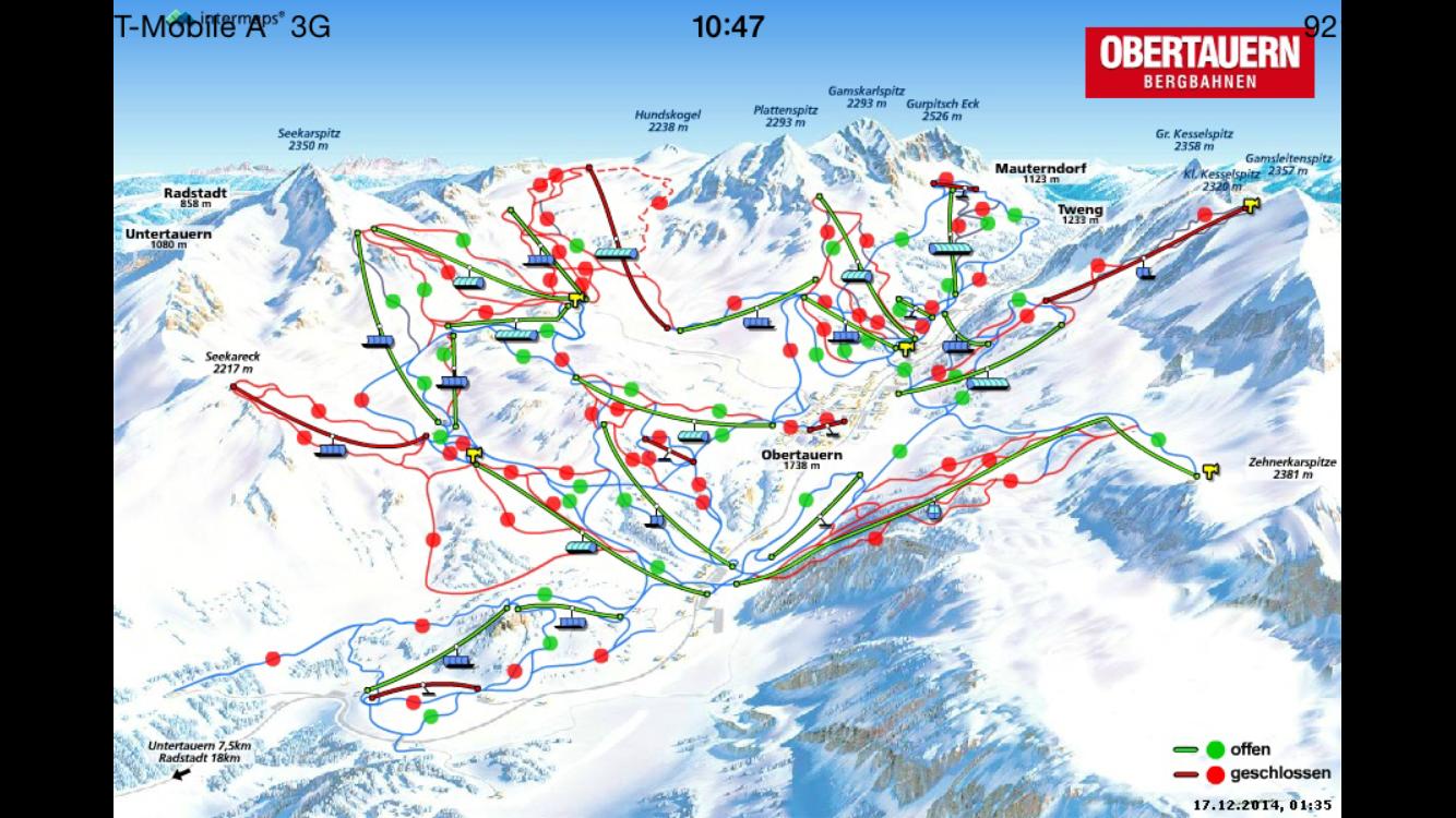 Otwarcie sezonu Obertauern