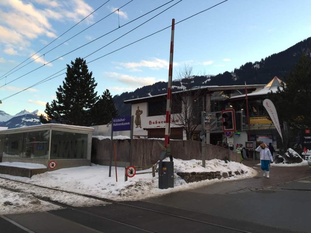 Stacja kolejowa Kitzbuhel Hahennkamm