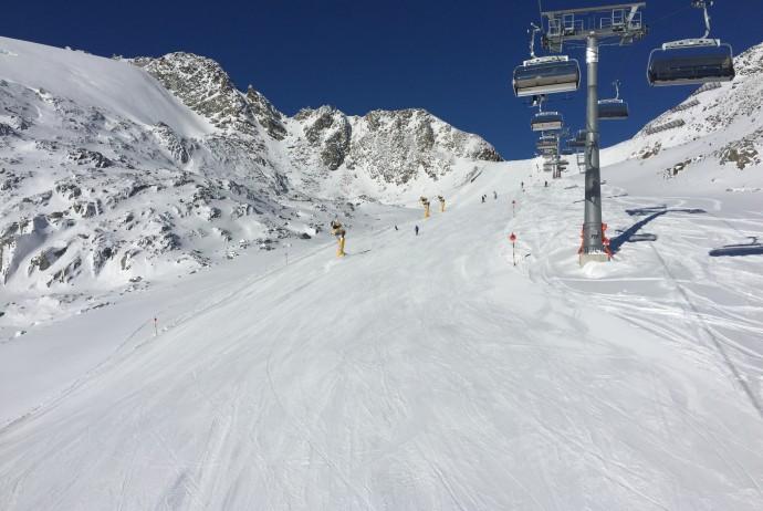 Największe ośrodki narciarskie w Austrii