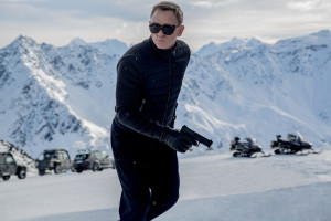 James Bond w Soelden