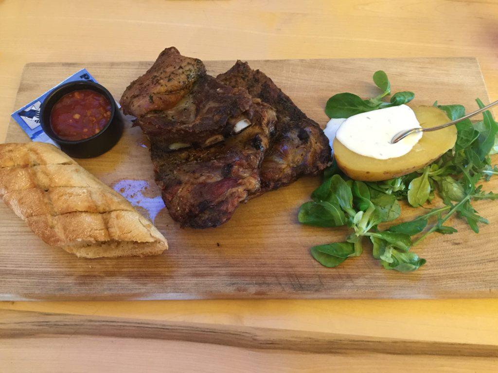Wyśmienite regenerujące obiady w Serfaus-Fiss-Ladis