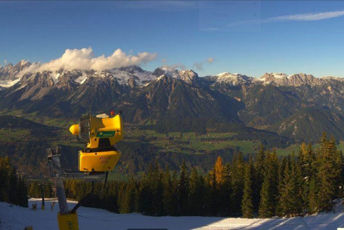 Sezon narciarski w Austrii 2016/17