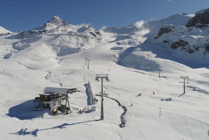 Rozpoczęcie sezonu narciarskiego w Austrii