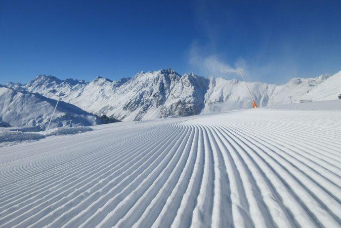 Warunki narciarskie na początek sezonu 2017/18